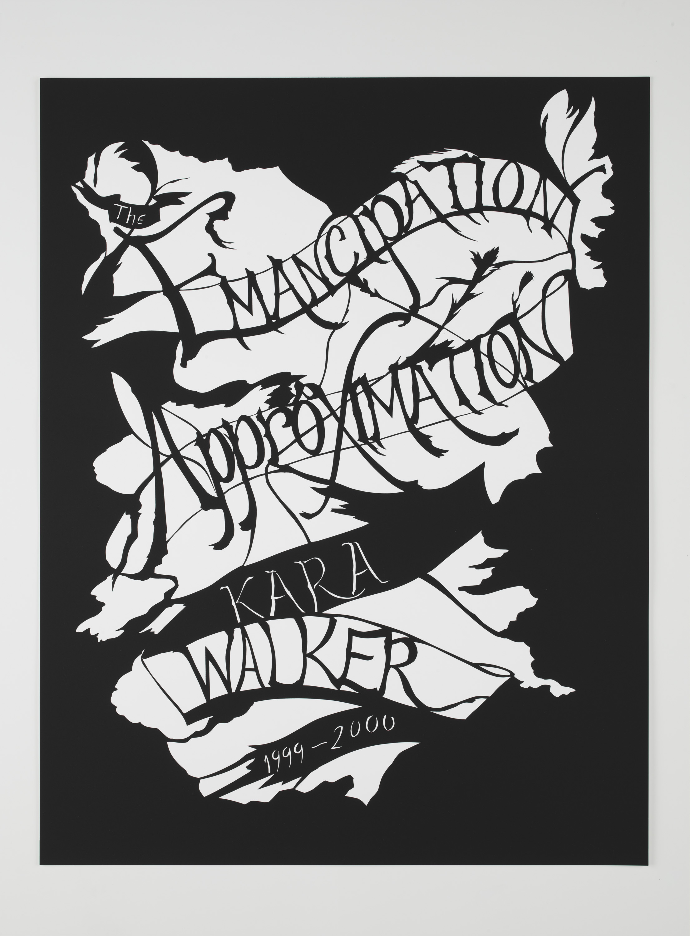 Kara Walker, Emancipation Approximation